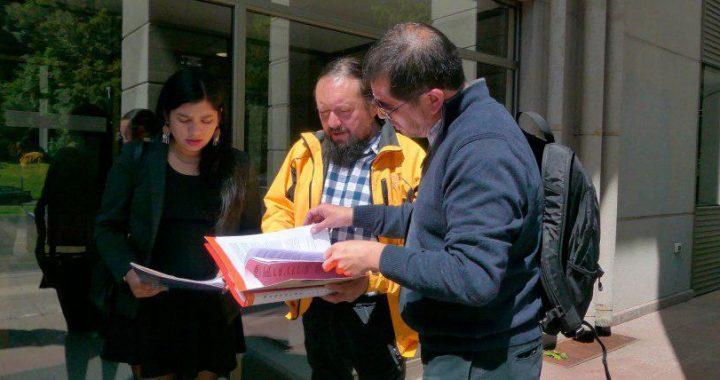 Se acoge recurso de amparo presentado por periodista detenida en manifestación por muerte de C.Catrillanca
