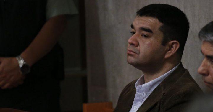 Capitán de Carabineros Leonardo Osses, imputado por asociación ilícita contra personas mapuche vuelve a prisión preventiva