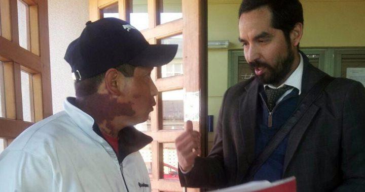 Condenan a carabinero por disparar a quemarropa en contra de un mapuche en Ercilla