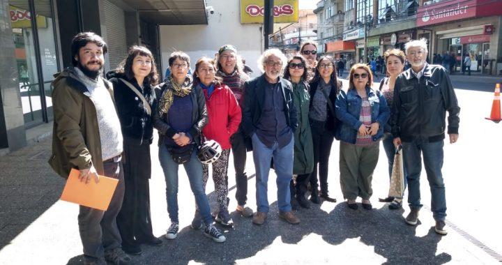 Coordinación de Organizaciones de Derechos Humanos pide a Piñera fin al Estado de Emergencia