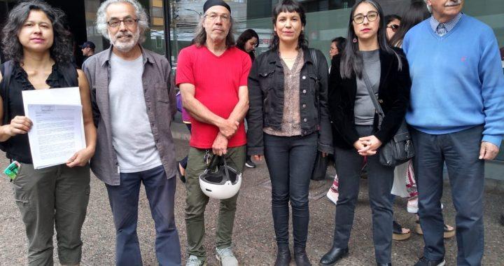 Organizaciones de Derechos Humanos piden renuncia de Director General de Carabineros