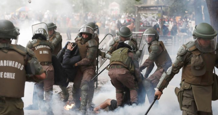 Misión Internacional de Observación de Derechos Humanos en Chile