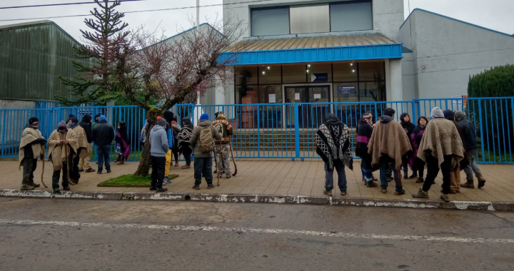 Presentan querella criminal contra responsables del desalojo de la Municipalidad de Victoria