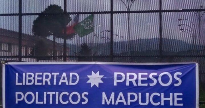 Presos políticos mapuche de Angol anunciaron huelga de hambre seca