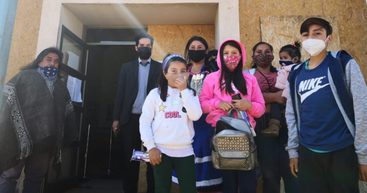 Querella criminal contra PDI por torturar a tres mujeres y dos adolescentes mapuche
